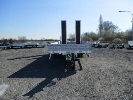 Vzduchem brzděný přepravník AVG 10T B1 7,40x2,48/0,40 č.2