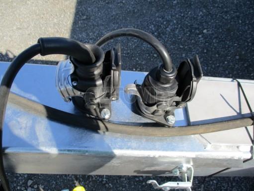 Vzduchem brzděný přepravník AVG 10T B1 7,40x2,48/0,40 č.14