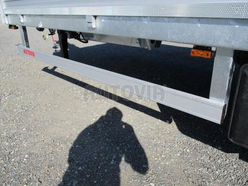 Vzduchem brzděný přepravník AVG 10T B1 7,40x2,48/0,40 č.19
