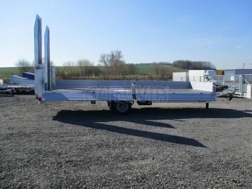 Vzduchem brzděný přepravník AVG 10T B1 7,40x2,48/0,40 č.29