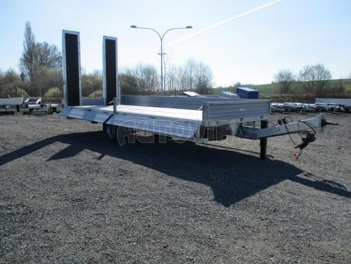 Vzduchem brzděný přepravník AVG 10T B1 7,40x2,48/0,40 č.30