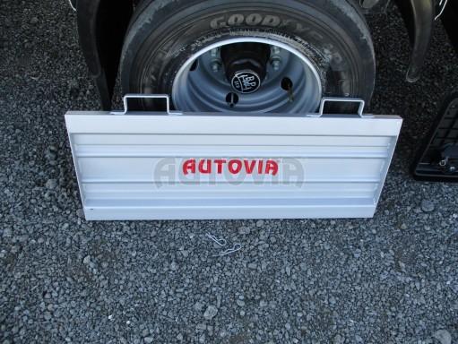 Vzduchem brzděný přepravník AVG 10T B1 7,40x2,48/0,40 č.36