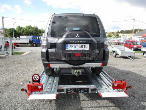 Přepravník automobilů IM 2,7T 5,01x2,09 ližiny č.14