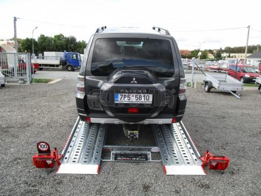 Přepravník automobilů IM 2,7T 5,01x2,09 ližiny č.22