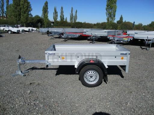 Nebrzděný přívěs - PZ LPA 750kg 2,01/1,07/0,35 č.3