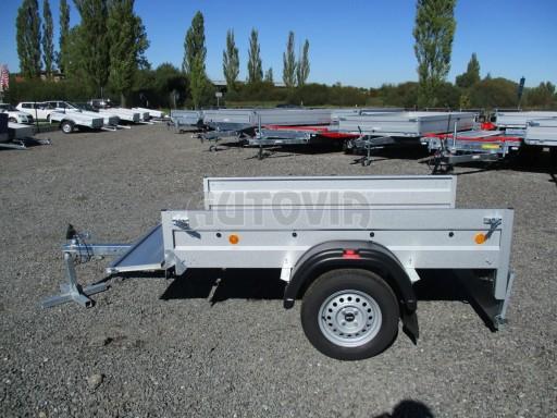 Nebrzděný přívěs - PZ LPA 750kg 2,01/1,07/0,35 č.11