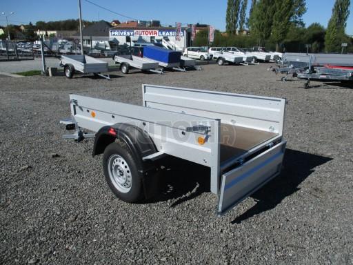 Nebrzděný přívěs - PZ LPA 750kg 2,01/1,07/0,35 č.12