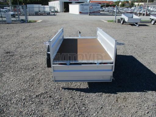 Nebrzděný přívěs - PZ LPA 750kg 2,01/1,07/0,35 č.13