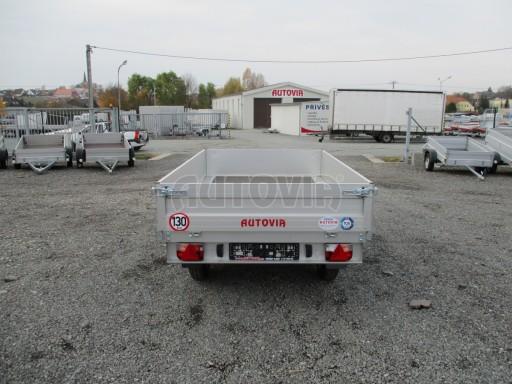 Přívěs za osobní auto ZV 22 2,0T B2 2,55x1,50/0,35** č.7