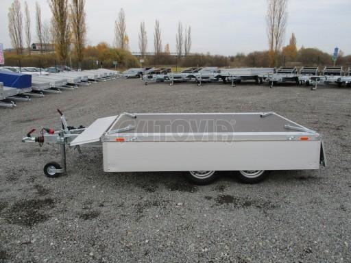 Přívěs za osobní auto ZV 22 2,0T B2 2,55x1,50/0,35** č.13