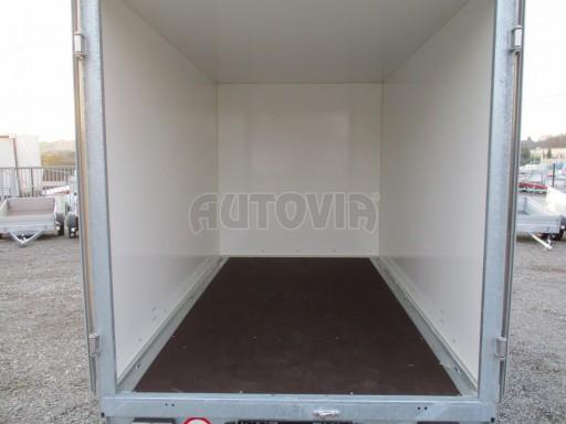 Prachotěsná skříň VER 2,7T 3,07x1,73/1,83 č.14