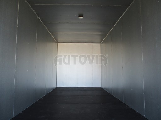 Aluvan DN 3,5T B1 7,38x2,45/2,48 celohliniková skříň č.11