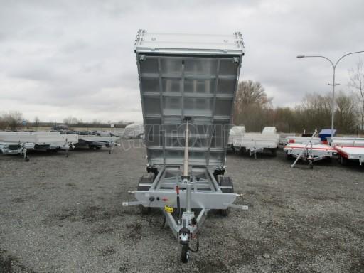Třístranný sklápěč VER 3SKS 2,7T 3,05x1,76/0,30 el nástavba č.10