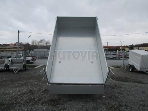 Třístranný sklápěč VER 3SKS 2,7T 3,05x1,76/0,30 el nástavba č.14