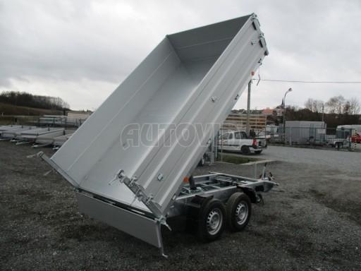 Třístranný sklápěč VER 3SKS 2,7T 3,05x1,76/0,30 el nástavba č.15