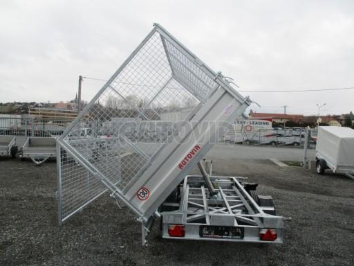 Třístranný sklápěč VER 3SKS 2,7T 3,05x1,76/0,30 el GITR č.22