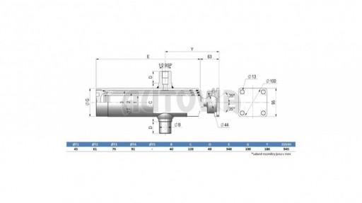 Hydromotor Atlas č.3