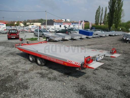 Přepravník automobilů bazar IM 3,0T 5,01x2,09 č.5
