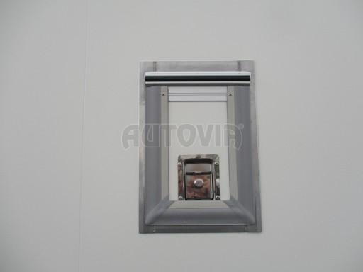 Prodejní stánek izolovaný VA 2,7T 5,08x2,39/2,30 č.20