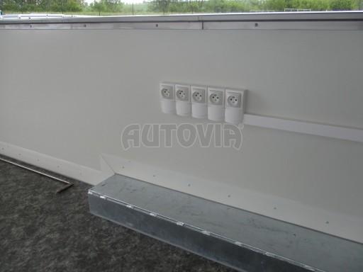 Prodejní stánek izolovaný VA 2,7T 5,08x2,39/2,30 č.24