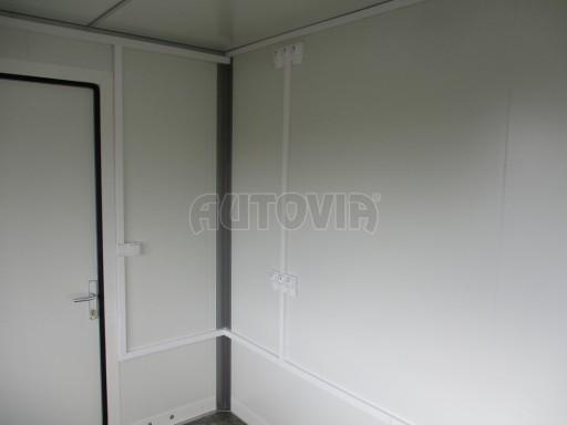 Prodejní stánek izolovaný VA 2,7T 5,08x2,39/2,30 č.26