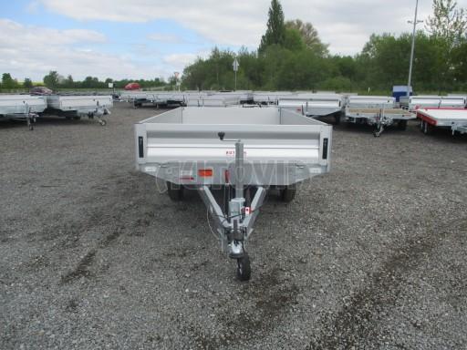 Přívěsný vozík za osobní auto CARGO 2,7T B2 3,30x1,70/0,35 č.2