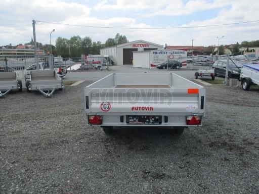 Přívěsný vozík za osobní auto CARGO 2,7T B2 3,30x1,70/0,35 č.6
