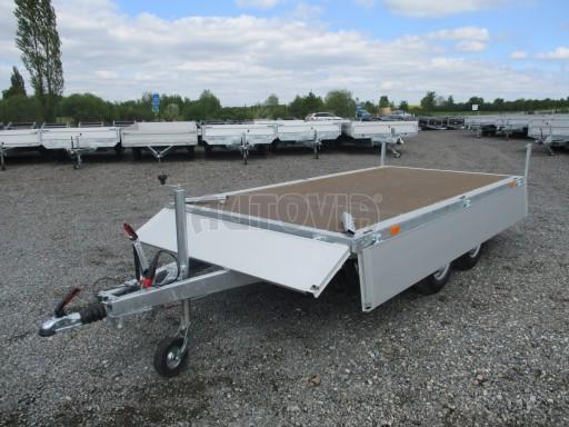 Přívěsný vozík za osobní auto CARGO 2,7T B2 3,30x1,70/0,35 č.10