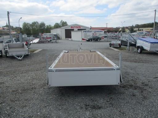 Přívěsný vozík za osobní auto CARGO 2,7T B2 3,30x1,70/0,35 č.13