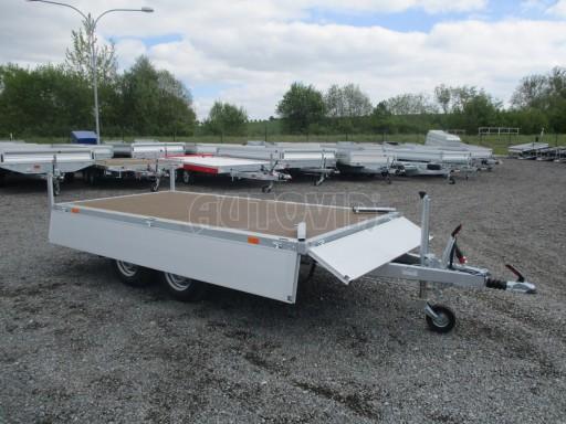 Přívěsný vozík za osobní auto CARGO 2,7T B2 3,30x1,70/0,35 č.16