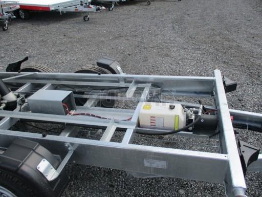 Třístranný sklopný přívěs PZ 3SKS 3,5T 3,60x1,76/0,35 kombi č.22