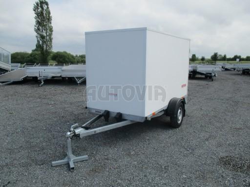 Bazarová skříň VA 750kg 2,48x1,23/1,46 č.1