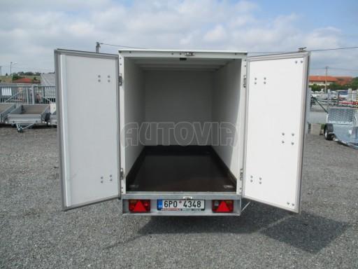 Bazarová skříň VA 750kg 2,48x1,23/1,46 č.6