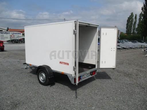 Bazarová skříň VA 750kg 2,48x1,23/1,46 č.7