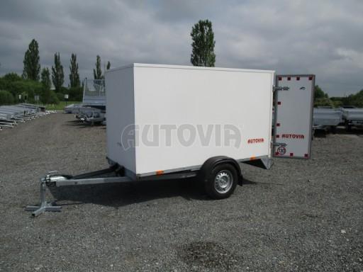 Bazarová skříň VA 750kg 2,48x1,23/1,46 č.8