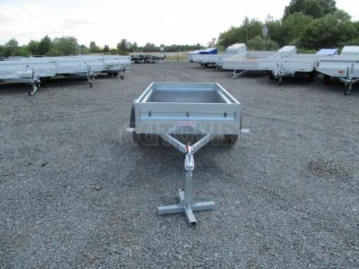 Přívěsný vozík za osobní auto PV Basic 750kg N1  2,04x1,09/0,34 č.2