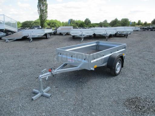 Přívěsný vozík za osobní auto PV Basic 750kg N1  2,04x1,09/0,34 č.3