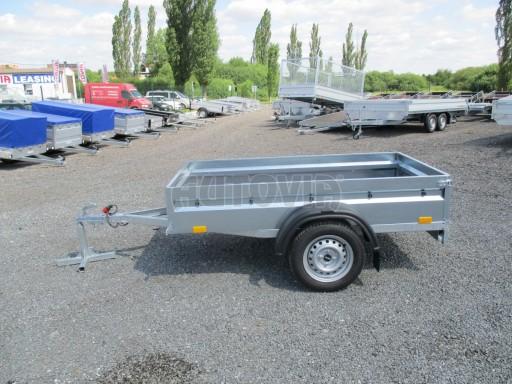 Přívěsný vozík za osobní auto PV Basic 750kg N1  2,04x1,09/0,34 č.4