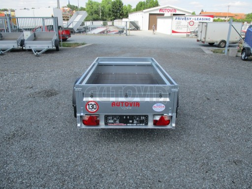 Přívěsný vozík za osobní auto PV Basic 750kg N1  2,04x1,09/0,34 č.6