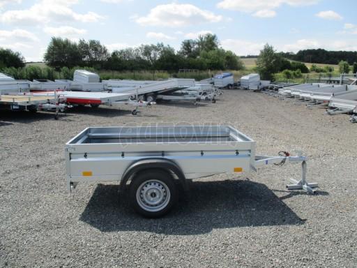 Přívěsný vozík za osobní auto PV Basic 750kg N1  2,04x1,09/0,34 č.8