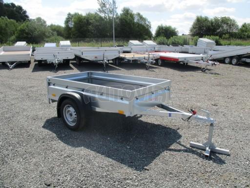 Přívěsný vozík za osobní auto PV Basic 750kg N1  2,04x1,09/0,34 č.1