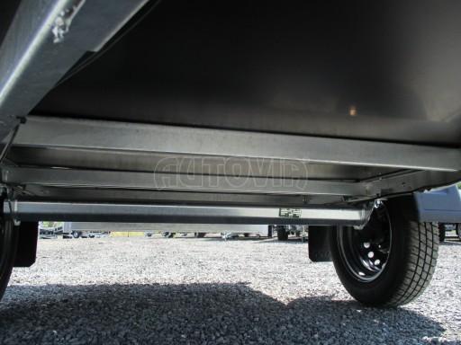 Přívěsný vozík za osobní auto PV Basic 750kg N1  2,04x1,09/0,34 č.9