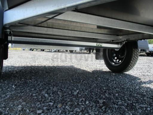 Přívěsný vozík za osobní auto PV Basic 750kg N1  2,04x1,09/0,34 č.10