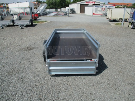 Přívěsný vozík za osobní auto PV Basic 750kg N1  2,04x1,09/0,34 č.12