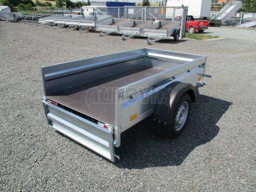 Přívěsný vozík za osobní auto PV Basic 750kg N1  2,04x1,09/0,34 č.13
