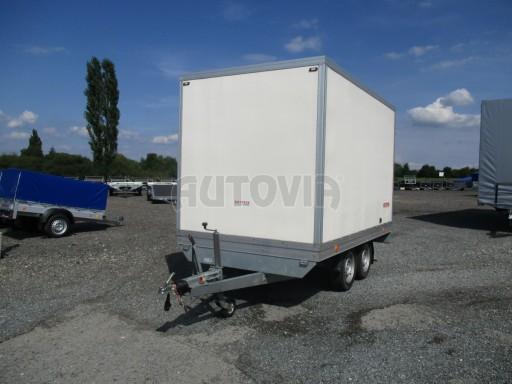 Bazarová prachotěsná skříň VER 2,7T 3,07x1,73/1,83 č.1