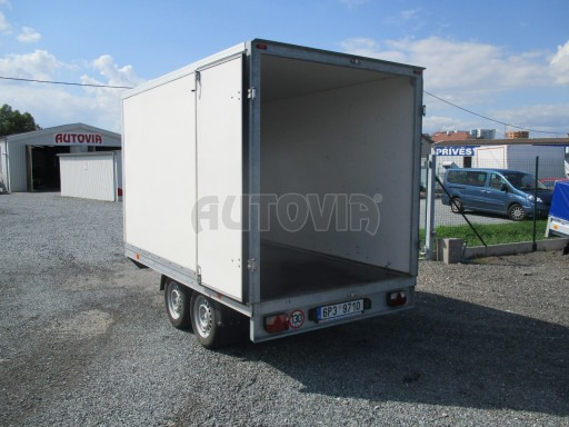 Bazarová prachotěsná skříň VER 2,7T 3,07x1,73/1,83 č.4