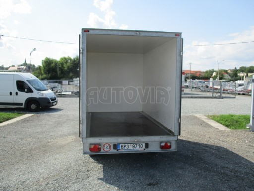 Bazarová prachotěsná skříň VER 2,7T 3,07x1,73/1,83 č.5