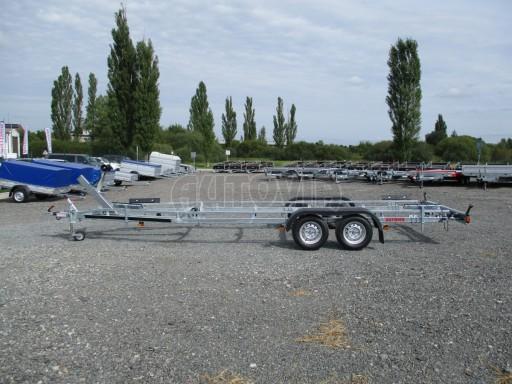 Přepravník lodí MZT 2,5T 6,60x1,65 č.4