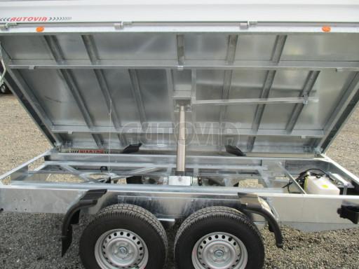 Třístranný sklápěč VER 3SKS 3,5T 3,35x1,76/0,30 el GITR č.22